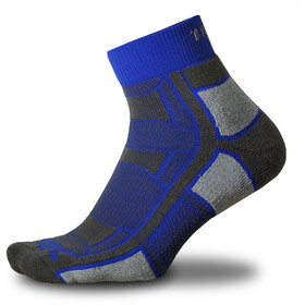 Thorlos Outdoor Athlete Quarter Length Socks, royal thunder